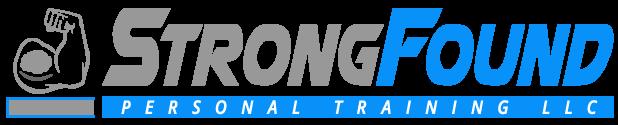 StrongFound Personal Training Logo