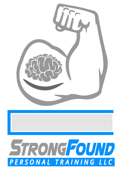 StrongFound Personal Training Logo